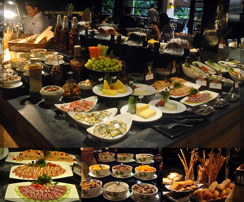 food promo buffet