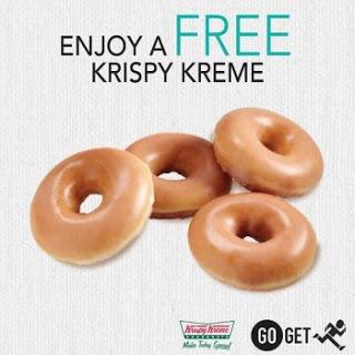 food promo donut
